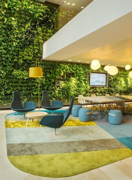 The Importance of Biophilic Design in the Workplace