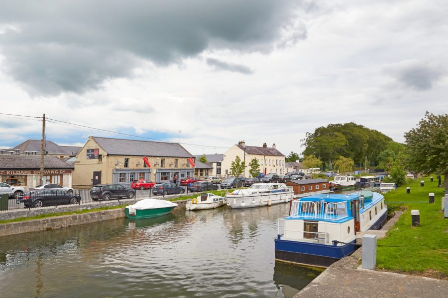 What's In…Sallins?