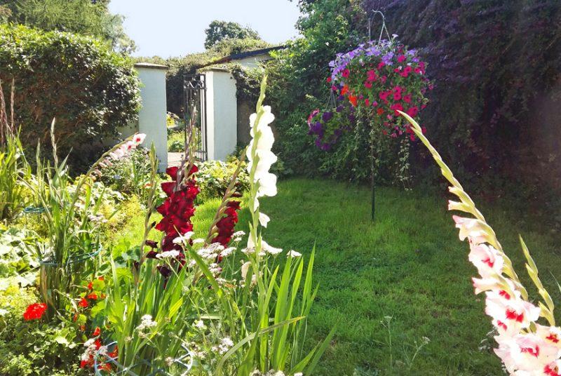 In the Garden..September