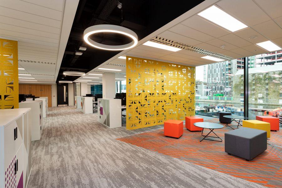 Does Office Design Matter?