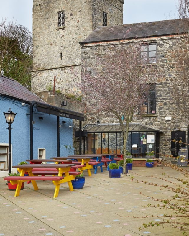 The Kingfisher Restaurant in Carlingford