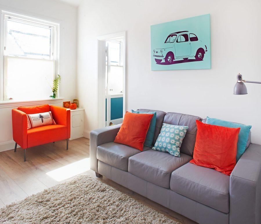 sitting room renovation