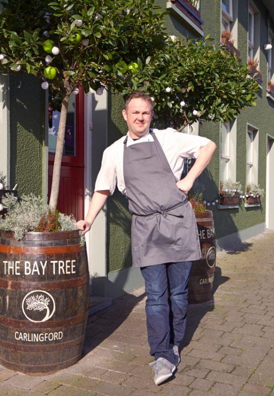 Conor Hughes The Bay Tree Restaurant Carlingford.