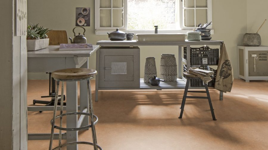 Anti bacterial flooring
