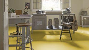Natural biodegradable flooring