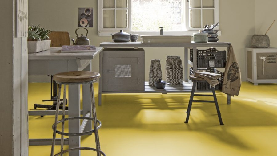 Reader Query: What's the best natural flooring in the kitchen when you have a toddler?